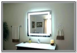 battery operated wall mounted lighted makeup mirror lighted vanity mirror wall mount led lighted wall mounted makeup