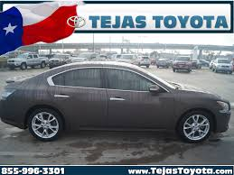 nissan maxima leather seats brown nissan maxima in texas for sale used cars on buysellsearch