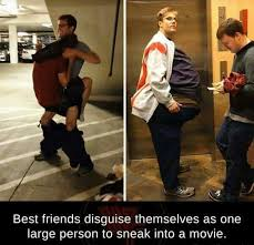Stretchy Pants Meme - best friends let you share their stretchy pants meme guy