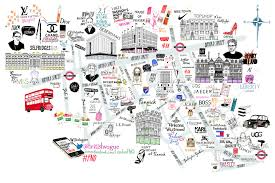 Map Of Oxford England by Map Of London Oxford Street Deboomfotografie