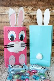 easter bags easter bunny bag printables free munchkins