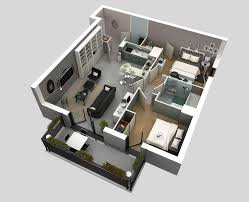Best   Bedroom Apartments Ideas On Pinterest D House Plans - Apartment interior design