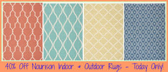 Outdoor Rugs Only Homedepot 40 Nourison Indoor Outdoor Area Rugs Free