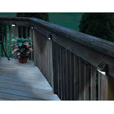 best flood lights for outdoors 8 solar wedge lights corner steps