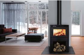 gemini closed wood burning fireplace beauty fires
