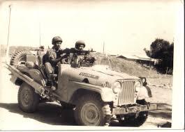 korean war jeep idf willys m38a1 jeeps also took part in yom kippur war arab