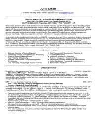 Sample Dental Resume by General Manager Resume Jvwithmenow Com