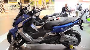 bmw sport motorcycle 2015 bmw c600 sport scooter walkaround 2014 eicma milan