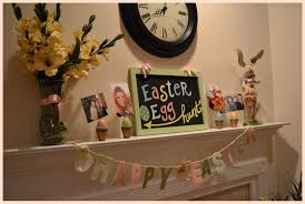 easter decorations for the home decorate your home for easter homedee
