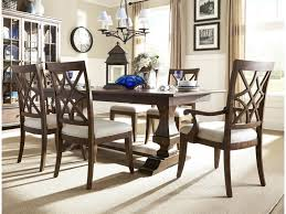 5 piece dining room sets trisha yearwood home collection by klaussner trisha yearwood home