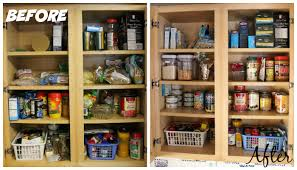 how to store food in cupboards 31 days of decluttering food storage
