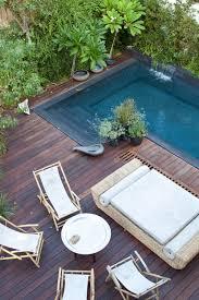 plunge pool awesome inground pool designs pinterest plunge