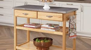 kitchen incredible granite top kitchen island cart walmart