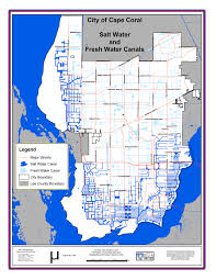 City Map Of Florida by Cape Coral Florida City Map Cape Coral Florida U2022 Mappery