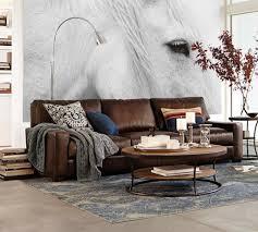 pottery barn chesterfield sofa sofa design pottery barn chesterfield sofa within leather armchair
