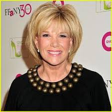 how to cut joan lundun hairstyle joan lunden in woman s day 8th annual red dress awards hair