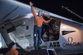 Arizona how long does it take for mail to travel images Solar impulse 2 takes off on its way to oklahoma plane has left jpg