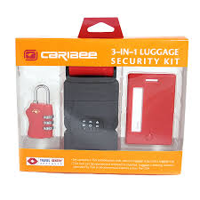 travel security images Caribee travel security kit luggage accessories buy online jpg