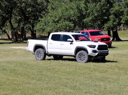 toyota hunting truck saddling up and riding at the 2017 texas truck rodeo