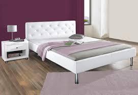 Schlafzimmer Komplett Lederbett Kunstlederbetten Günstig Online Kaufen Baur