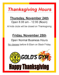 gold s syracuse thanksgiving 2016 hours fitness