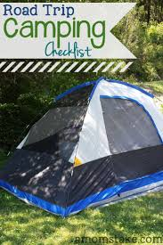 best 25 tent camping checklist ideas on pinterest camping list