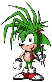 Manic Hedgehog Sonic Network Fandom Powered Wikia