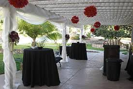 Cocktail Party Reception - corporate catering events planning in southern california at