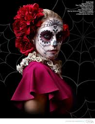 mexican halloween makeup v114 ceci inspirations haunted halloween u2014 ceci style