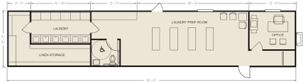 laundry floor plan ellis modular buildings laundry centers floor plans