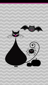 black cat halloween wallpaper 101 best halloween wallpapers images on pinterest halloween