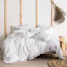new linen house duvet cover sets available from the bedroom shop
