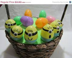 Decorating Easter Eggs Minion by Minion Easter Egg Set Dozen And Up Despicable Me Easter
