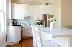 Apartment Therapy Kitchen Cabinets Home Depot Kitchen Cabinets Transitional Kitchen Valspar