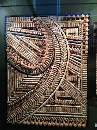 wine cork art muirhanna vineyards wine crafts pinterest