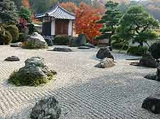 Rock Zen Garden Japanese Gardens And Bonsai Information About Zen Gardens