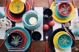 fiesta dinnerware announces the new 2017 color daffodil featured