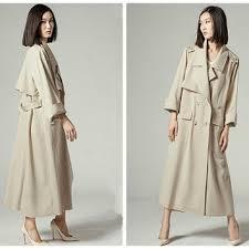 Long Trench Coats For Women Long Trench Coat Womens Down Coat