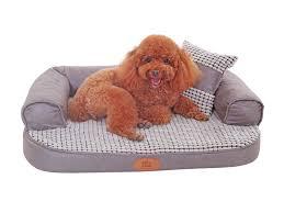 Foam Dog Bed Pls Birdsong Lounger Sofa Orthopedic Dog Bed Foam Dog Bed Dog