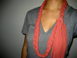 Upcycle Old Tshirts - mother u0027s day craft upcycle that old t shirt into an awesome scarf