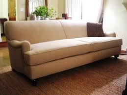 linen slipcovered sofa sofas marvelous english roll arm sleeper sofa linen sofa trundle
