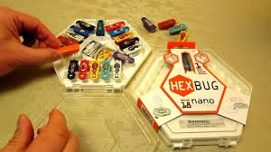 in hd review of hexbug 18 nano bug compartment holder