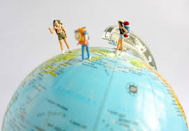 traveling the world images People travelling around the world stock image image of backpack jpg