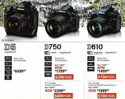 black friday sony rx100 2016 nikon black friday deals leaked online camera times
