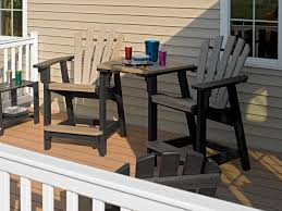 Poly Lumber Outdoor Furniture Recycled Poly Lumber Furniture Tortuga Outdoor Of Ga
