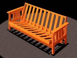 how too build a futon frame click to download diy repurpose