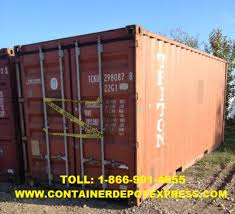 new or used steel storage container for rent or purchase in