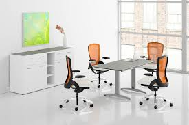 Contemporary Conference Table Hon Preside Medium Meeting Room Contemporary Conference Table
