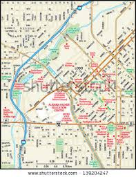 denver map stock images royalty free images vectors