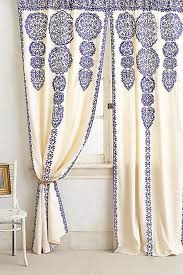 Moroccan Style Curtains Marrakech Curtain Anthropologie